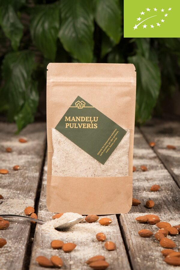Mandeļu pulveris