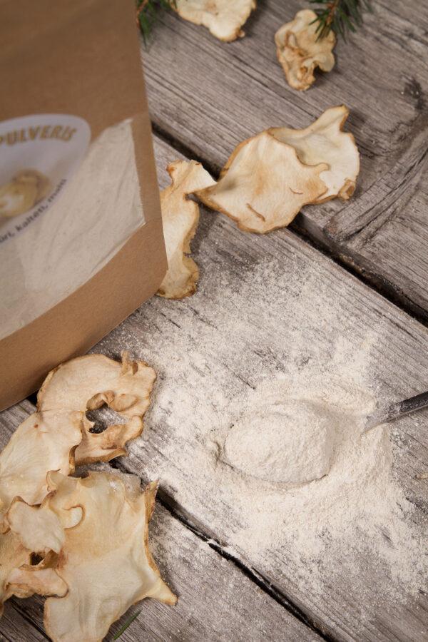 Topinambūru pulveris (smalkais)